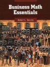Business Math Essentials - Robert L. Dansby