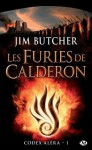 Les Furies de Calderon: Codex Aléra, T1 (FANTASY) (French Edition) - Jim Butcher