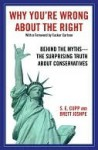 Why You're Wrong About the Right: Behind the Myths: The Surprising Truth About Conservatives - S.E. Cupp, Brett Joshpe