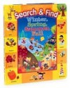 Search and Find (Board Book) - Staff of Kidsbooks, Jonathan Miller