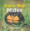 Guess Who Hides - Sharon Gordon