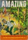 Amazing Stories, July 1953 - Arthur C. Clarke, Randall Garrett, Howard Browne, Harriet Frank Jr.