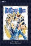 D.Gray-man (3-in-1 Edition), Vol. 3: Includes vols. 7, 8 & 9 - Katsura Hoshino
