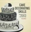 Cake Decorating Skills - Tracey Mann