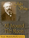 All Around The Moon. ILLUSTRATED (nookbook ) - Jules Verne