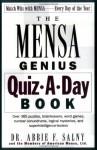 The Mensa Genius Quiz-a-day Book - Abbie F. Salny, Mensa