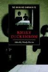 The Cambridge Companion to Emily Dickinson (Cambridge Companions to Literature) - Wendy Martin