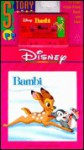 Bambi, with Book - Walt Disney Company