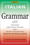 Italian Grammar (Barron's Grammar Series) - Marcel Danesi