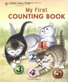 My First Counting Book - Lilian Moore, Garth Williams