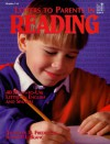 Letters to Parents in Reading: 40 Ready-To-Use Letters in English and Spanish; Involve Parents in the Educational Process with Easy-To-Do Activities - Anthony D. Fredericks