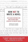 How Not to Write a Novel - Howard Mittelmark, Sandra Newman
