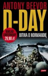 D-Day. Bitwa o Normandię - Antony Beevor, Magdalena Komorowska