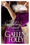 My Scandalous Viscount (The Inferno Club) - Gaelen Foley
