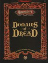 Domains of Dread (Advanced Dungeons & Dragons 2nd Edition: Campaign Setting) - Steve Miller, William W. Connors, William W. Conners