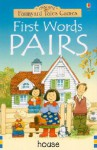 First Words Pairs - Stephen Cartwright, Amanda Gulliver