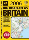 AA Big Road Atlas Britain - Automobile Association