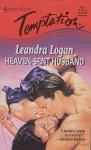Heaven Sent Husband - Leandra Logan