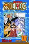 One Piece Volume 10 - Eiichiro Oda