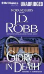 Glory in Death - J.D. Robb, Susan Ericksen