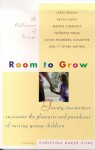 Room to Grow: Twenty-two Writers Encounter the Pleasures and Paradoxes of Raising Young Children - Christina Baker Kline