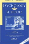 Psychology in the Schools, Volume 40: Special Issue: Implementing the Safe Schools/Healthy Students Projects, No. 5 - Michael Furlong