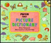 First Picture Dictionary, The Puffin - Brian Thompson, Celia Berridge