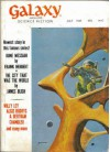 Galaxy Science Fiction Magazine, July 1969 (Volume 28, No. 5) - Frank Herbert, James Sallis, Frederik Pohl, James Blish, Willy Ley, A. Bertram Chandler, Robert S. Martin, David Lunde, Ejler Jakobsson