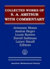 Selected Papers of S.A. Amitsur with Commentary - Daniel Panazzolo, David Saltman, Amitai Regev, Louis Rowen, Lance Small