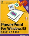 Microsoft PowerPoint for Windows 95 Step by Step - Perspection Inc.