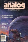 Analog Science Fiction/Science Fact May, 1984 - Stanley Schmidt