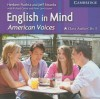 English in Mind 3: American Voices - Herbert Puchta, Jeff Stranks, Richard Carter
