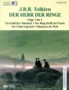 Der Herr der Ringe : Folgen 1 bis 4 - J.R.R. Tolkien, Margaret Carroux, Ernst Schröder, Manfred Steffen