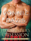 A Highlander's Obsession: A Loveswept Contemporary Romance - Vonnie Davis