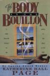 The Body in the Bouillon (Faith Fairchild) - Katherine Hall Page