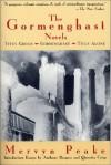 The Illustrated Gormenghast Trilogy - Mervyn Peake, China Miéville