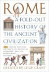 Rome: A Fold-Out History of the Ancient Civilization - Leigh Grant