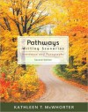 Pathways: Writing Scenarios (with Mywritinglab with Pearson Etext Student Access Code Card) - Kathleen T. McWhorter
