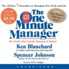 One Minute Manager Low Price, The CD: One Minute Manager Low Price, The CD - Kenneth H. Blanchard, Eric Conger