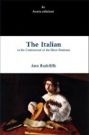 The Italian, or the Confessional of the Black Penitents - Ann Radcliffe