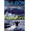 Free Fire (Audio) - C.J. Box, David Chandler