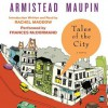 Tales of the City (Audio) - Armistead Maupin, Frances McDormand
