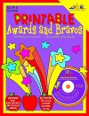 Awards and Bravos: Including Clip Art CD - Jo Anne Wood, Judy Mitchell, Mary Lindeen, Shirley Beckes