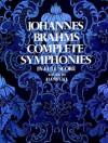 Complete Symphonies in Full Score - Johannes Brahms