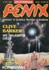 Fenix 1992 5 (14) - Clive Barker, Konrad T. Lewandowski, Jerzy Nowosad, Stephen Gregory, Redakcja magazynu Fenix