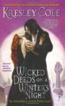 Wicked Deeds on a Winter's Night - Kresley Cole