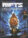 Rifts Ultimate Edition - David Martin, Kevin Siembieda, Carmen Bellaire, John Zeleznik, Keith Parkinson, Steve Roberts, Dan Scott, Mark Evans, Erick Wujcik, Scott Johnson, Freddie E. Williams II, Wayne Smith, April Lee, Slawek Wojtowicz, William Li, Alex Marciniszyn, Britt Martin, Matt Thompson,