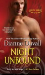 By Dianne Duvall Night Unbound (Immortal Guardians) - Dianne Duvall