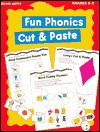 Fun Phonics Cut and Paste - Linda Ward Beech