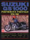 Suzuki GS1000 Performance Portfolio 1978-81 - R.M. Clarke